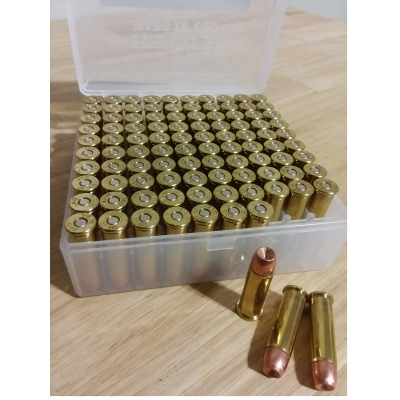Sub-MOA .38 Special - 158 Grain UHP 100 Count