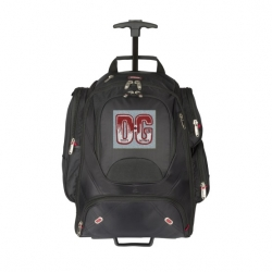 108 2-A Elleven TM Wheeled Security-Friendly Compu-Backpack Featuring DG - Professional Recording ..