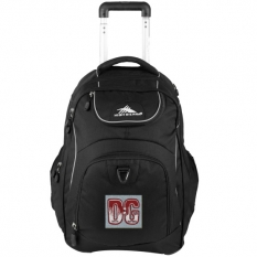 109 2-A High Sierra® Powerglide Wheeled Compu-Backpack Featuring DG - Professional Recording Artist