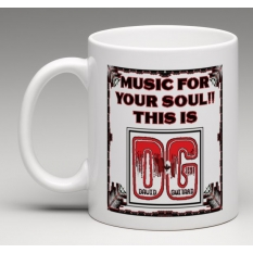 300 Drink your morning coffee from your Fancy Mug feat. David Guitard aka DG!