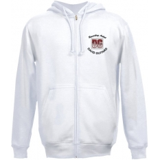 1102 2-A JERZEES® Super Sweats Embroidered Full-Zip Hooded Sweatshirt