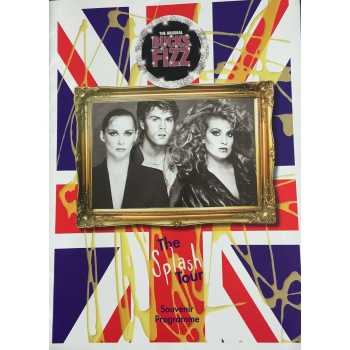 Splash Tour Programme