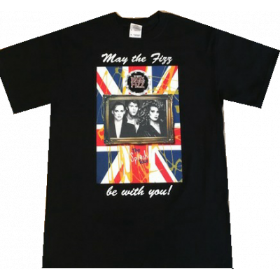 Splash Tour T-shirt  - Black