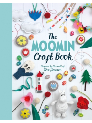 Moomin Craft Book, pre order for December  2018 .