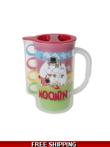 Moomin Picnic Jug and Mug Set