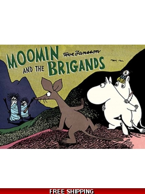 Moomin Comic Strips Books Part 1