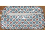 Cath Kidston Washbag Circle Ditsy Blue Floral Oi..