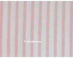 Duvet Covers Pink Strip..