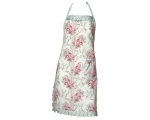 Greengate Apron Betty Mint Vintage Floral with F..