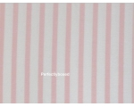 Fitted Sheets Pink Stri..