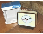 Retro Alarm Clock Cream..