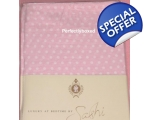 Pink Polka Dot Single D..