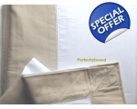 Duvet Cover Set White S..