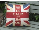 Union Jack Keep Calm Cu..