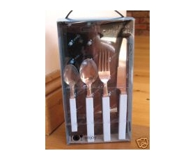 Cutlery 16 piece set Blue Kitchen Dining Room