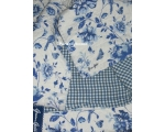 Greengate Quilt Penelope Blue Single 140 x 220 F..