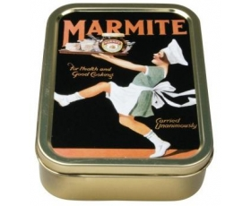 Robert Opie Marmite Chef Collector Tin Retro
