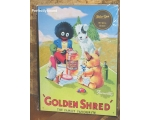 Robert Opie Large Metal Sign Golden Shred Golly ..