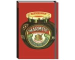 Marmite Notebook A6 Ruled Hardback Journal Rober..