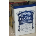 Robert Opie McDougalls Flour Storage Tin Retro
