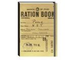 Opie Ration Book Notebo..