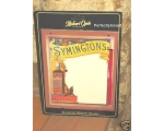 Robert Opie Magnetic Memo Board Symingtons Retro..