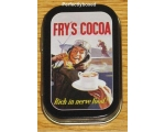 Robert Opie Tin Frys Cocoa Advert