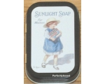 Robert Opie Tins Sunlight Soap 1910s Adv
