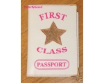 Passport Holder First C..