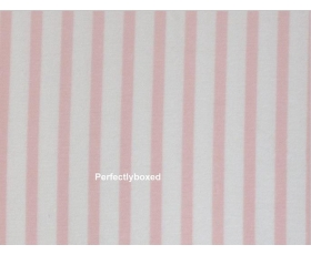 Pillowcases Pink Stripe Single Soft Brushed Cotton Bedlinen