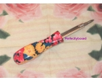 Floral Screwdriver Pink Yellow Tool