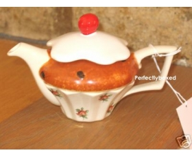 Cupcake Fairycake Teacake style Teapot Ceramic Collectable