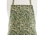 Apron William Morris Willow boughs Green