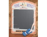 Wiscombe Mini Chalkboard Fine Wines Retro Kitche..