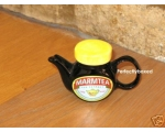 Miniature Teapot Marmtea Retro Ceramic Collectable