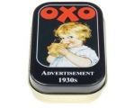 Robert Opie Tin Oxo 30s Advert