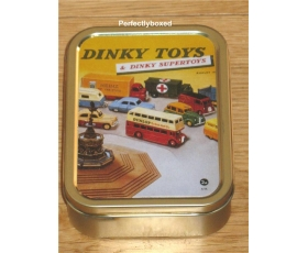 Robert Opie Dinky Toys Collectors Tin Retro