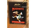 Robert Opie Metal A5 Sign Marmite Retro