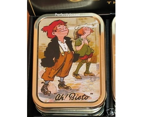 Robert Opie Keepsake Tin Retro Ah Bisto Gravy