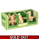 Brain Busting Puzzles 3 Classic Wooden..