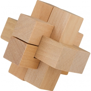 Chunky Wooden Cross