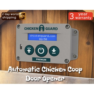 Chicken Guard title=