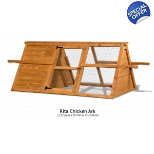 Rita Chicken/Bantam Ark