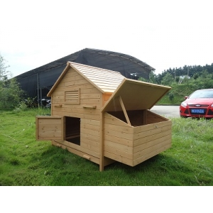 Large Chartley Coop, suitable for 10-12 hybrid sized birds