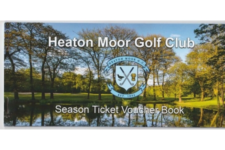 Golfing Season Ticket