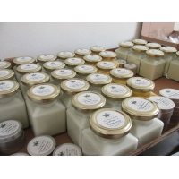 8 fl oz Jar Candle, Eco Soy Wax