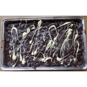 Rocky Road Tray Bake, Vegan
