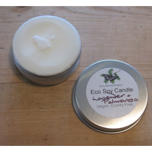 Small Eco Soy Wax Candles, Tea Lights
