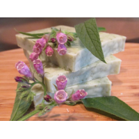 Natural, Shea Butter Soap Bar