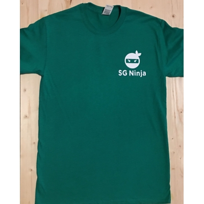 SG Ninjas Shirt Cotton
